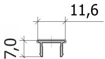 Заглушка в омегу FS.C-23