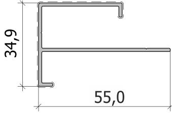 Угловой профиль FS.C-27