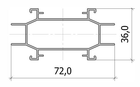 Стойка стандартная FS.C-01