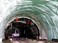 Применение геотекстиля при строительстве тоннелей
