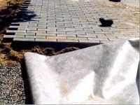 Применение геотекстиля Дорнит для устройства пешеходных зон