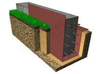 Изостуд для гидроизоляции ленточного фундамента