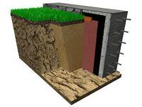 Изостуд для гидроизоляции стен подвалов