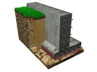 Изостуд при замене бетонной подготовки