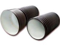 Двухслойные дренажные трубы